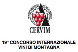 Cervim - 19° concorso internazionale vini di montagna