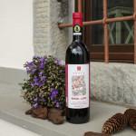 Vino biologico Rosso del Lupo